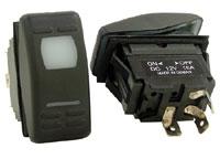 Prekidač IP55 On-Off-On