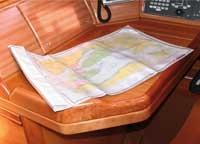Vrećica za nautičke karte