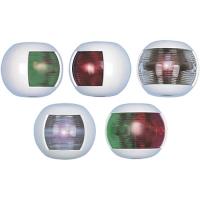 Svetlo MINI PVC ovalno belo