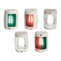 Svetlo MINI PVC LED belo