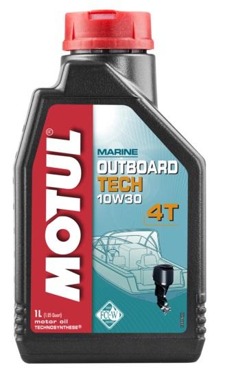 Motul 4T Tech 10-30