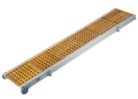 Pasarela fiksna aluminijum/drvo