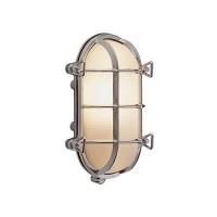 Ovalna brodska lampa