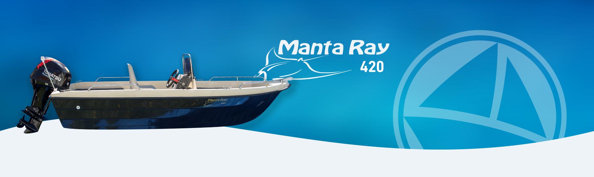 Manta ray 420